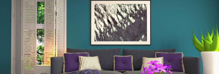 Décorer ses murs avec des tableaux modernes